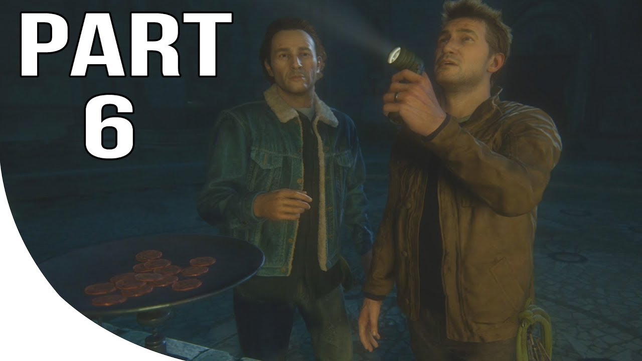 Uncharted 4 PS5 Gameplay Walkthrough Part 6