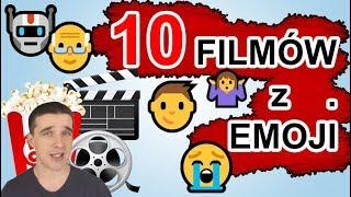 10 tytułów filmów - ZAGADKI Z EMOJI