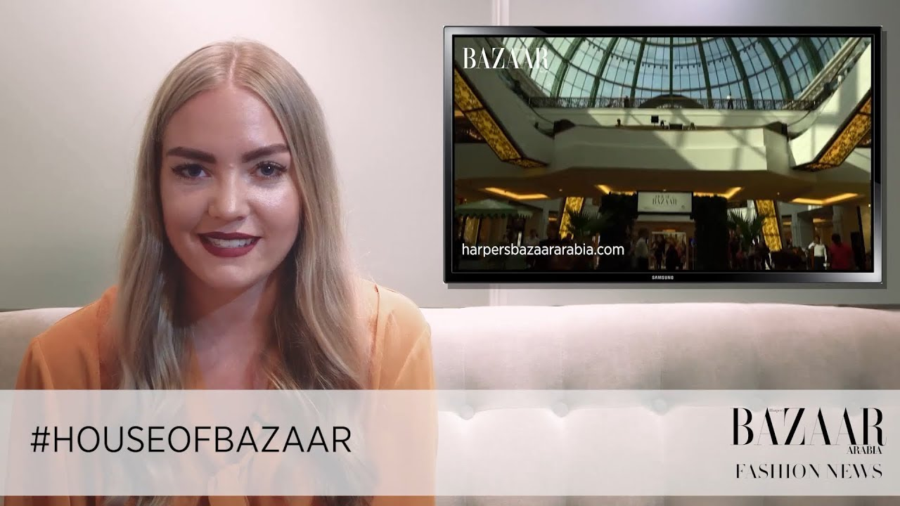 Watch: Fashion News | Bazaar's Best Bits From 2017