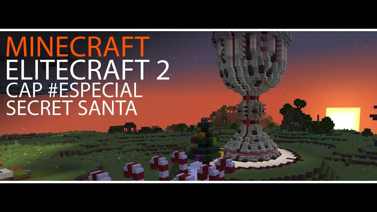 EliteCraft 2 episodio #-Especial secret Santa: El copón del 15
