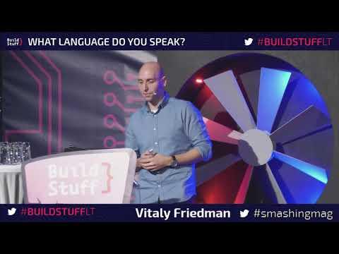 Vitaly Friedman - Big Bang Redesign Smashing Magazine's 2017 Relaunch, a Case Study