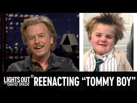 JT Bosch - WATCH: Cute Kid Dressed As Chris Farley For Halloween