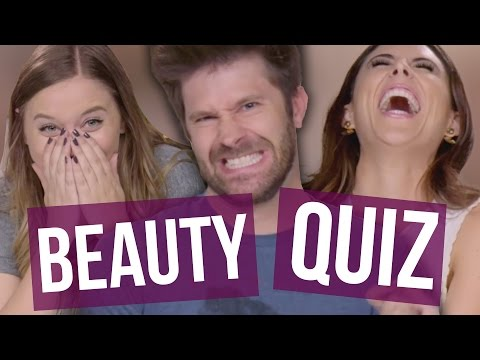 Guys FAIL to Define Beauty Terms (Beauty Break)