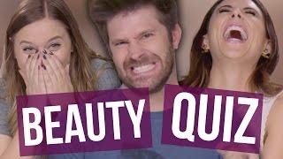 Guys FAIL to Define Beauty Terms (Beauty Break)