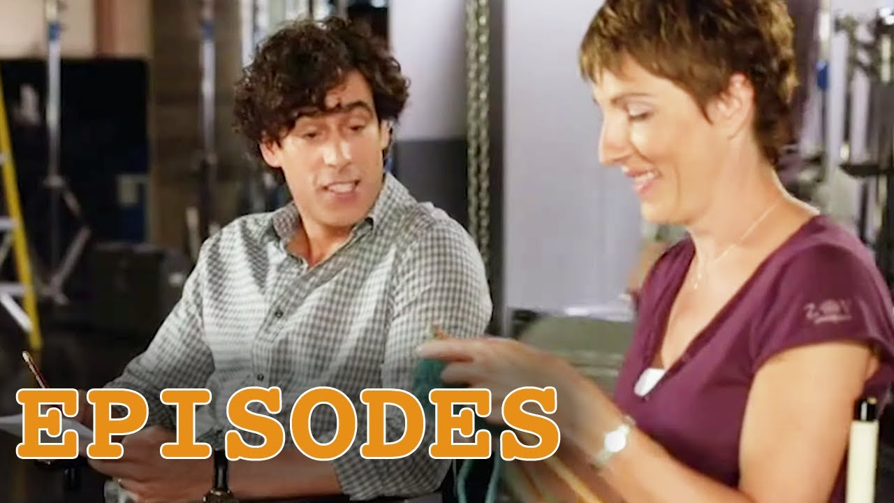 Sean & Beverly Deal With Their Cancelled Show Through Knitting | Episodes
