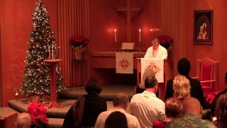 Christmas Eve Candlelight Service - This Is A Special Night Indeed! (Luke 2:1-20 NIV)