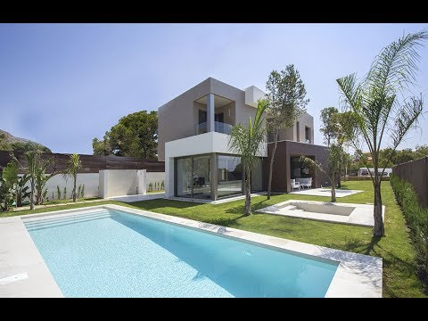 Luxury villa with private pool in Finestrat, close to Benidorm
