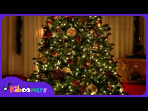 Oh Christmas Tree | Kids Christmas Songs | Christmas Carols | Baby ...