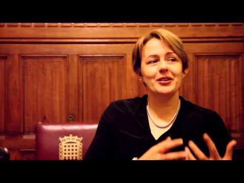 Tanni Grey-Thompson speaking about Disability History Month 2012