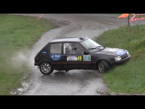 Rallysprint Hondarribia 2017 - Damp Road, Huge Challenge