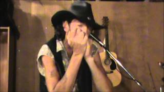 """""""Folsom Prison Blues"""" Johnny Cash with Harmonica Cover"""