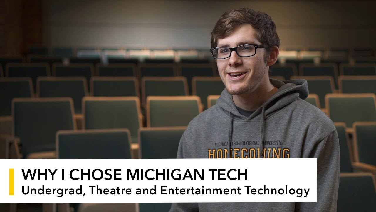 Preview image for My Michigan Tech: Hunter Storie video