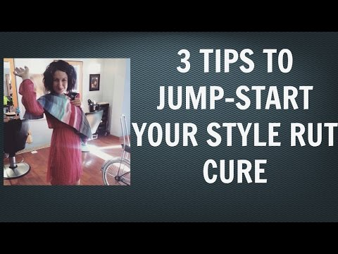 3 Tips to Jump-start a Style Rut Cure | Outfit Ideas | Color Analysis | Colour Analysis
