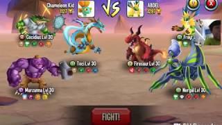 Monster legends - first legendary