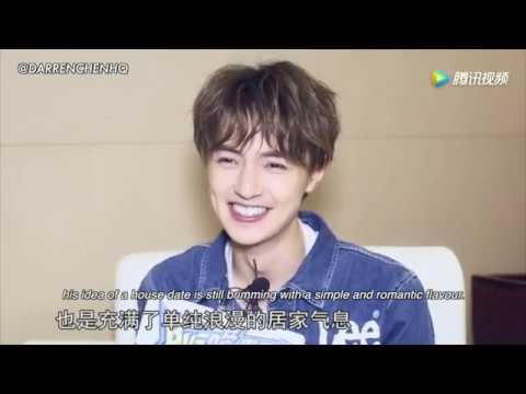 [ENGSUB] Darren Chen Big ??? Interview