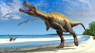 5 of the most scary spinosaurus species that ever lived on the earth..