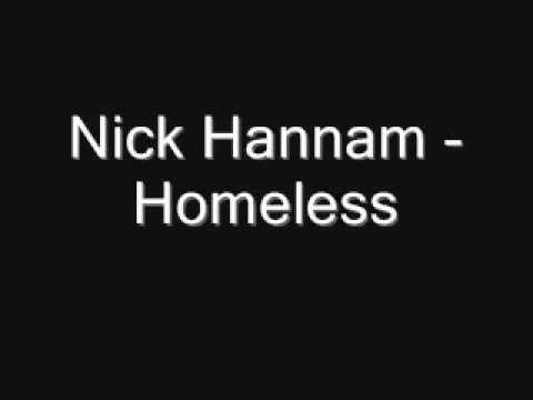 nick hannam homeless