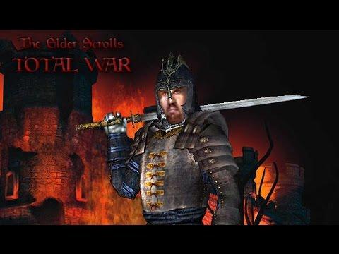 total war the elder scrolls скачать