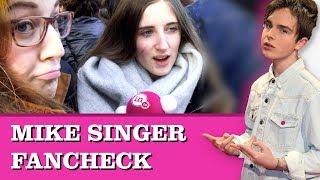 """""""Mike Singer""""-Fancheck: Wir testen das Wissen der Fans!"""