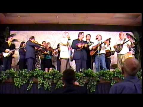 Blue Grass Boys Quartet with Randall Franks - A Beautiful Life & Watermelon on the Vine.wmv