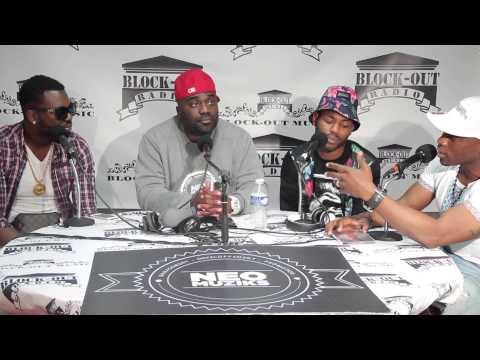Block Out Radio: Emission Neo Muziks avec Jos  & Criminls pour la compilation Wanted