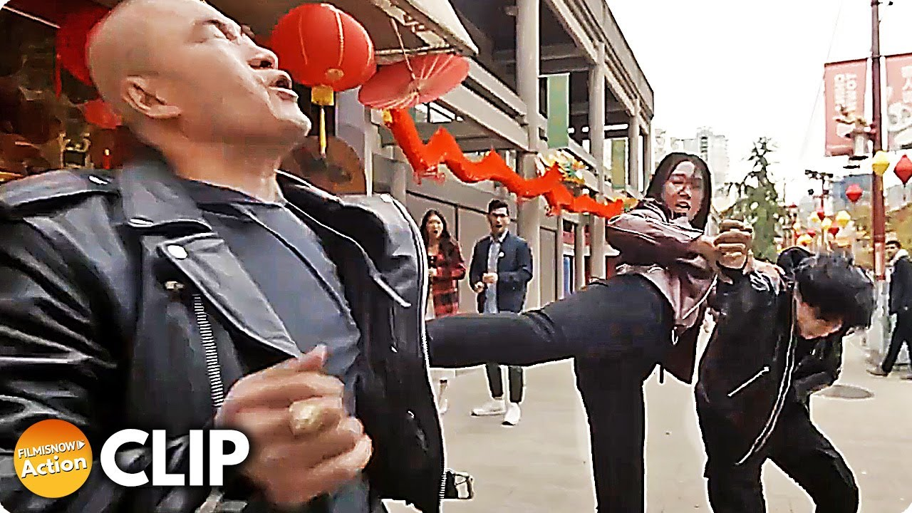 KUNG FU Season 1 (2021) Fight Clip + Cast Featurette   Olivia Liang The CW Series