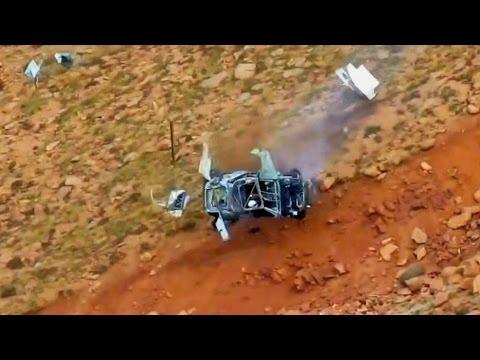 Pikes Peak International Hill Climb | Crash Compilation | HD