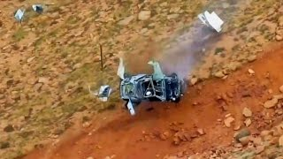 Pikes Peak International Hill Climb | Crash Compilation | HD