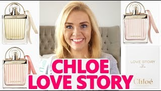 CHLOE LOVE STORY PERFUME REVIEW | Soki London