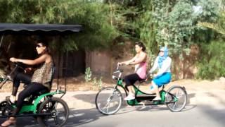les Rosalies et les tandems débarquent à Marrakech!!