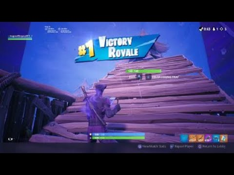 Download First solo win of season 8 ULTIMATE CAMPING (Togoodforyou)