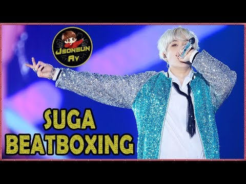 SUGA BEATBOXING - BTS