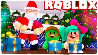 🤘 SANTA DOES NOT WANT TO BRING ME GIFTS - ROBLOX