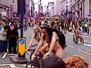 World Naked Bike Ride - London - 2008