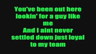 Sean Kingston Ft. Chris Brown & Wiz Khalifa - Beat It (Lyrics On Screen)