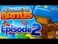 Ninja Monkeys! - Bloons TD Battles Gameplay - Episode 2
