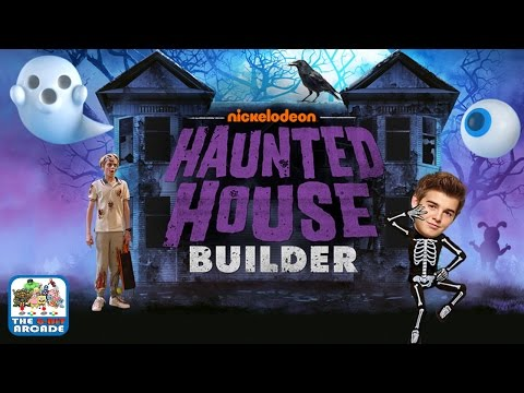 Haunted House Builder – Build The Spookiest House For Halloween (Nickelodeon Games)