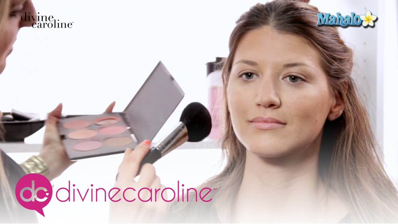 How to properly apply bronzer and blush more youtube ccuart Images