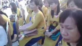 Chiều qua trường xưa St: Nguyễn Quốc Đông Nhớ về những cô giáo đã mất- Ngày nhà giáo VN 20/11/2015
