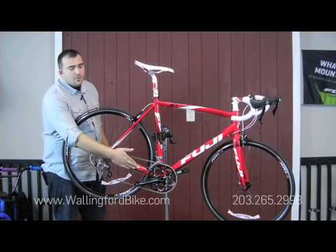 Fuji Roubaix 1 - Wallingford Bike Check