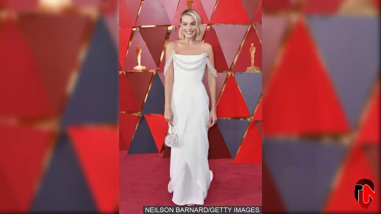 Las Mejor Vestidas De La Gala De Los Oscar 2018 Youtube