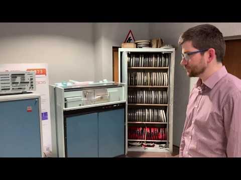 Komputer ODRA 1305 i porównanie do budowy komputera PC cz.1