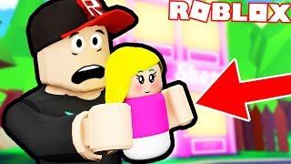 CZY BELLA TO MOJA CÓRKA !? Roblox (Adopt Me) | Vito i Bella
