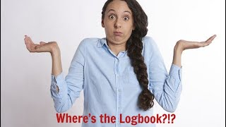Where's the logbook?? Thumbnail
