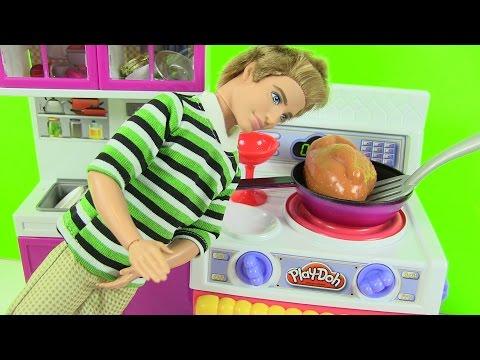 Cuộc Sống Barbie & Ken [Mùa 2] Tập 14 - Skiper Stacie Du  Học Về & Ken Vụn Về