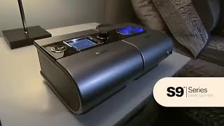 NEW ResMed CPAP Machine Release - The ResMed S9 VPAP™ Auto