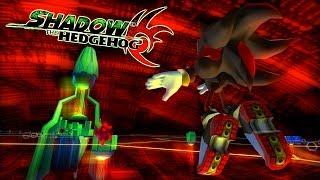 Shadow the Hedgehog - Mad Matrix (Dark) NO HUD 4K HD Widescreen 60 fps