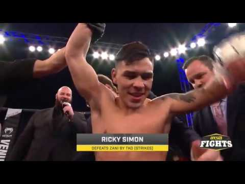 LFA 36 Highlights: Simon vs Zani