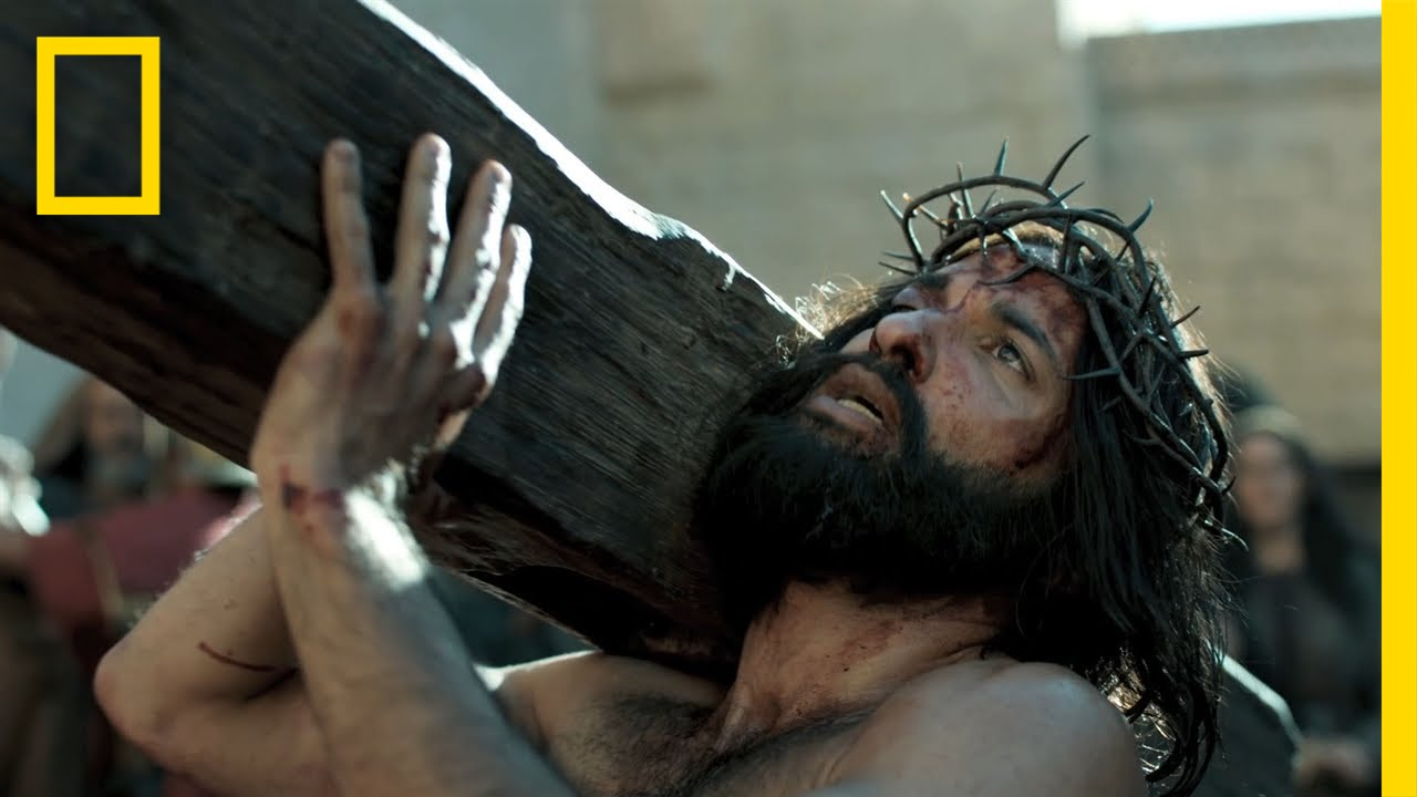 This year's winner: Baby Jesus!