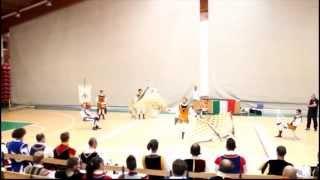 XXXI Parata Nazionale LIS 2012 - SingoloTradizionale - Vice Campione d'Italia